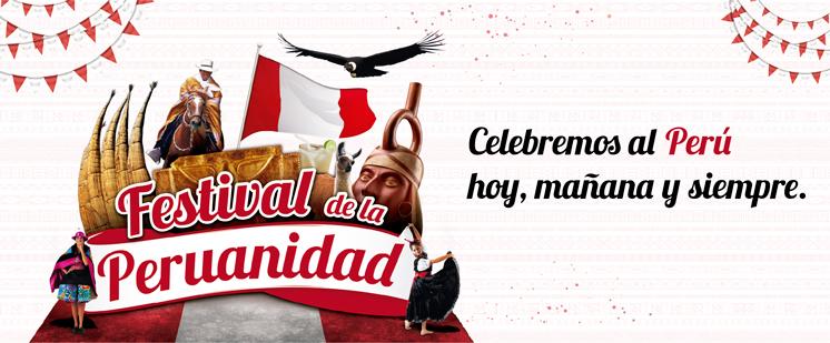 Festival de la Peruanidad en Plaza del Sol Huacho