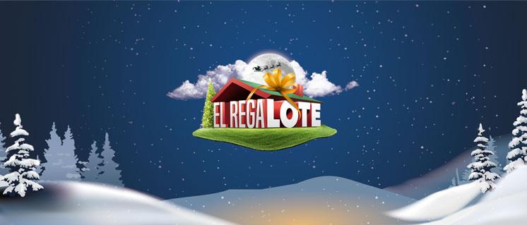 ¡Un RegaLOTE puede ser tuyo esta Navidad!