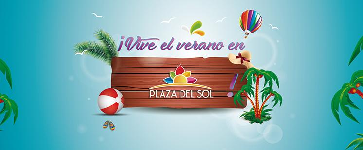 """Vive el verano en """"Plaza del sol"""""""