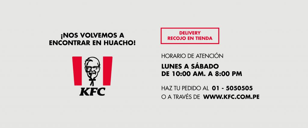 KFC HUACHO