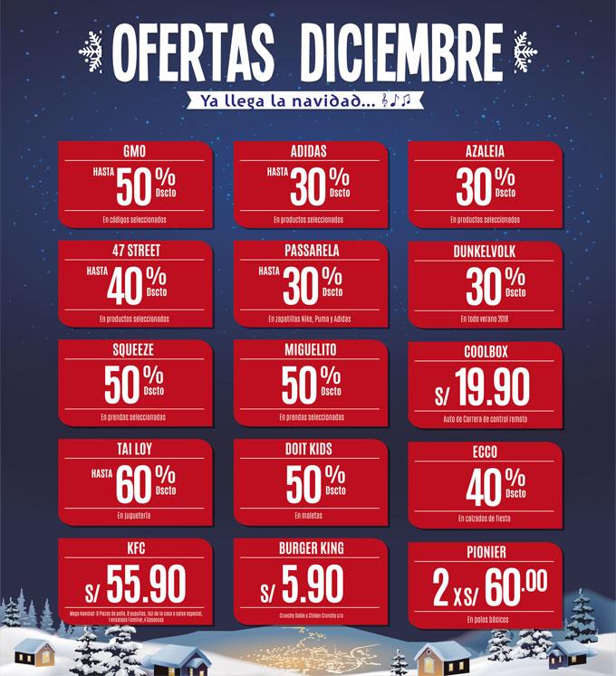 Plaza del Sol Ica - Ofertas diciembre