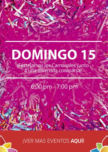 Eventos Plaza del Sol Ica - Enero