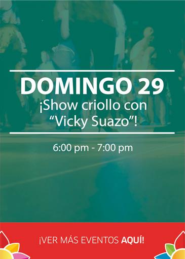 Eventos Plaza del Sol Ica - Marzo