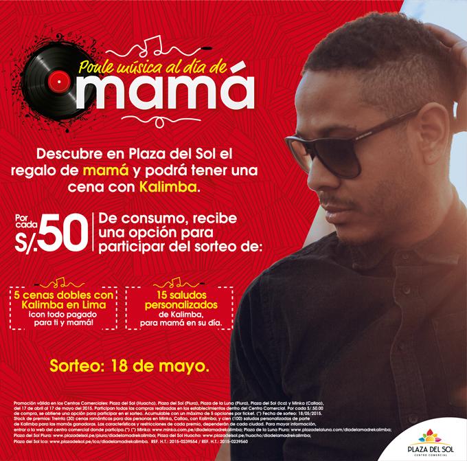 PDS Ica - Ponle música al día de Mamá