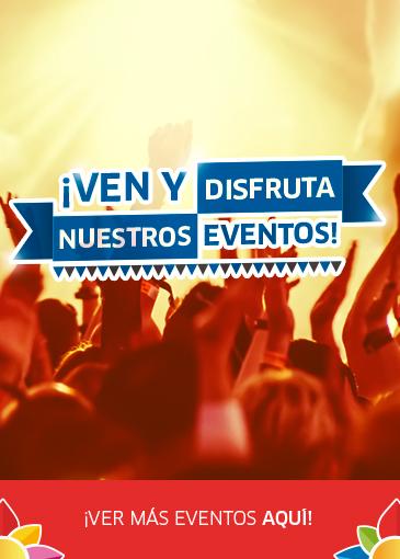 Eventos Plaza del Sol Ica - Mayo
