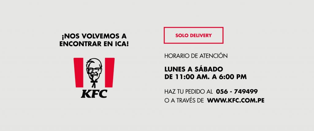 KFC ICA