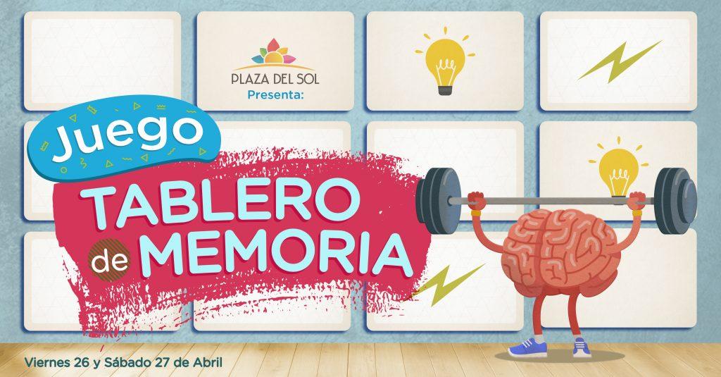 Tablero Memoria