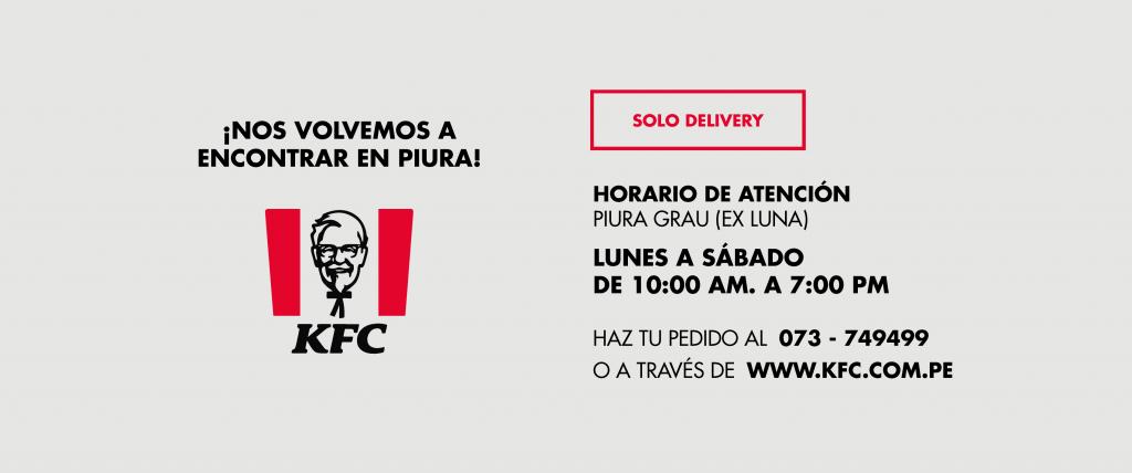 KFC PIURA
